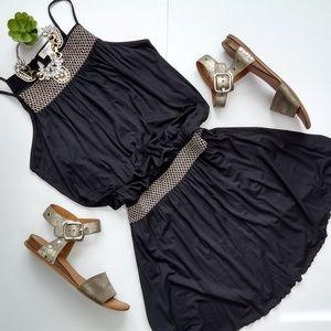 Soft Joie Black Jersey Dhara Dress Size M